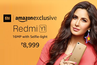 Redmi Y1 Mobile