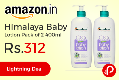 Himalaya Baby Lotion Pack
