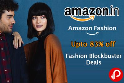 Fashion Blockbuster Deals