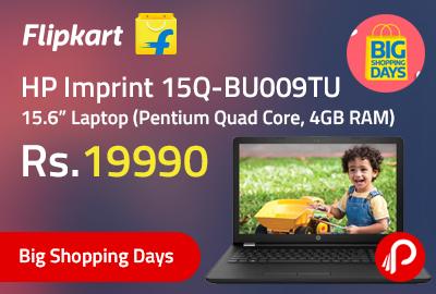 "HP Imprint 15Q-BU009TU 15.6"" Laptop"
