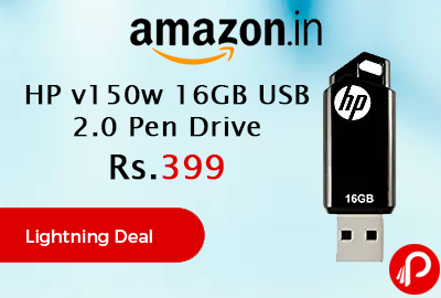 HP v150w 16GB USB 2.0 Pen Drive