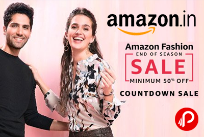 Amazon Fashion EOSS