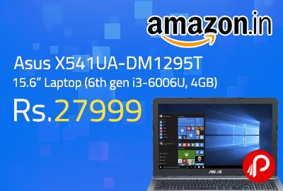 """Asus X541UA-DM1295T 15.6"""" Laptop"""