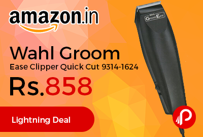 Wahl Groom Ease Clipper Quick Cut 9314-1624