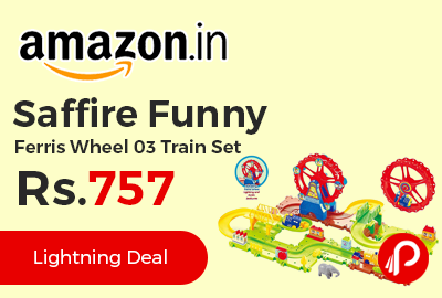 Saffire Funny Ferris Wheel 03 Train Set