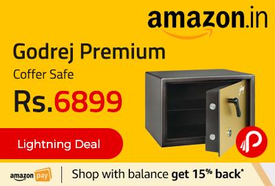 Godrej Premium Coffer Safe
