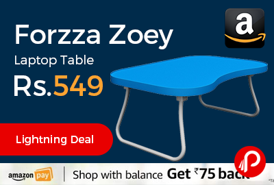 Forzza Zoey Laptop Table