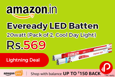 Eveready LED Batten 20watt