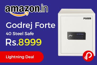 Godrej Forte 40 Steel Safe