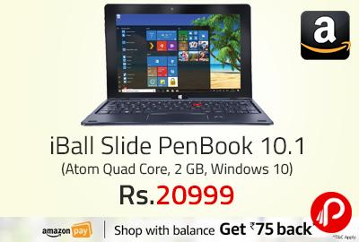 "iBall Slide PenBook 10.1"""