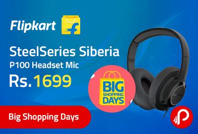 SteelSeries Siberia P100 Headset Mic