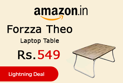Forzza Theo Laptop Table