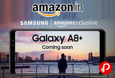 Samsung Galaxy A8+ Mobile