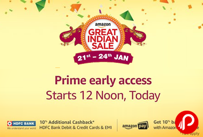 Amazon Great India Shopping Festival