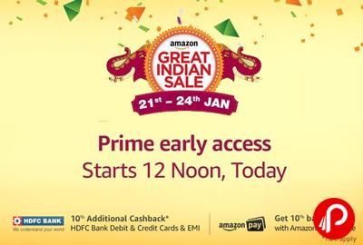 Amazon Great India Shopping Festival