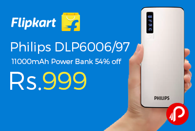 Philips DLP6006/97 11000mAh Power Bank