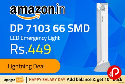 DP 7103 66 SMD LED Emergency Light