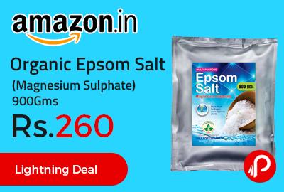 Organic Epsom Salt