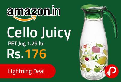 Cello Juicy PET Jug 1.25 ltr