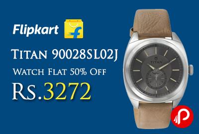 Titan 90028SL02J Watch