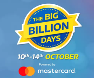 Flipkart The Big Billion Days 2018